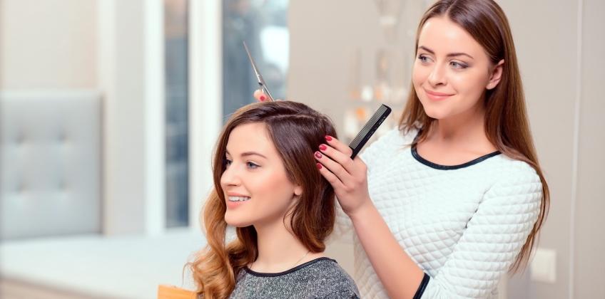 Стрижка, окрашивание и восстановление волос от 350р. Это реальность!