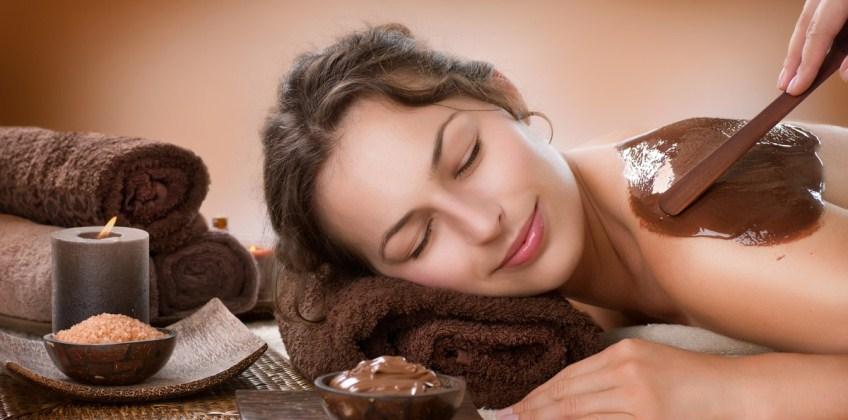 Шоколадное обертывание — настоящий рай для сладкоежек!